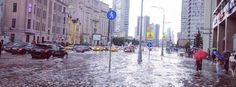 Russian capital Moscow flooded yet again