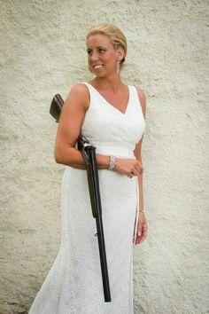 Bröllop jägarstyle