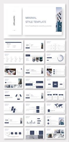World wide web - Design Clean Magazine Style Business Presentation Template – Original and high qual Simple Powerpoint Templates, Template Brochure, Powerpoint Slide Designs, Powerpoint Design Templates, Design Brochure, Powerpoint Template Free, Ppt Free, Cv Template, Free Ppt Design