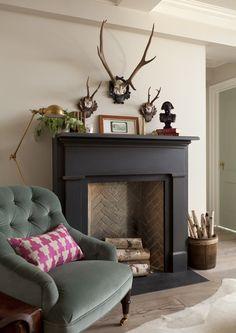 Devonshire House | Jenny Wolf Interiors