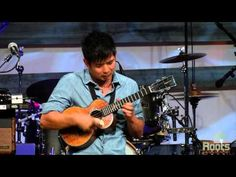 I've never seen the ukelele played as well as Jake Shimabukuro (Video from Music City Roots)