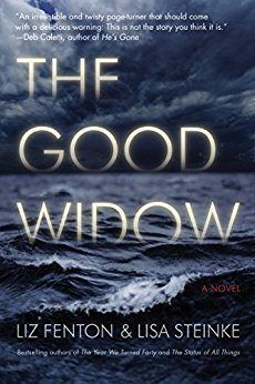 18 recommended suspense and thriller books from 2017 worth reading this year. Includes The Good Widow by Liz Fenton and Lisa Steinke.
