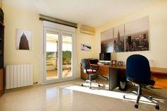 Despacho-dormitorio...