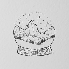 Last year @kimbeckerdesign did an amazing snow globe project in december. I do not what to do the same but because there was a little snowfall last sunday I actually wanted to draw one. Do you have a favorite snow globe? I used to have a few of them when I was a kid Hope you all have a great start into this week . . . #lostswissmiss #illustration #drawing #draw #sketchbook #artwork #artworks #instaart #instaartist #traditionalart #artoftheday #artsy #handdrawn #illustrate #kunst #artdiscover…