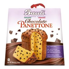 Bauli Panettone Chocolate Chip Italian Holiday Cake 750 Gram * Read more reviews of the product by visiting the link on the image.