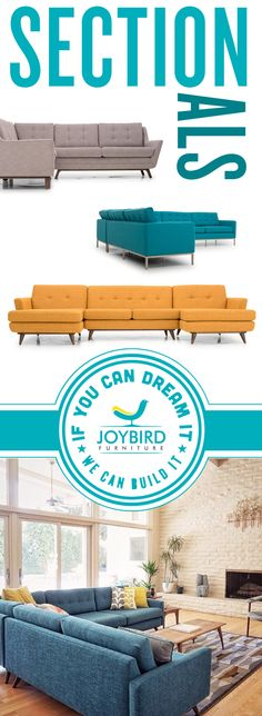 Joybird Sectionals