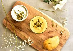 Mango lassi – indyjski koktajl jogurtowy z mango - Everyday Delicious Mango Lassi Recipes, Smoothie Recipes, Non Alcoholic Cocktails, Vegetable Smoothies, Healthy Fruits, Fruits And Vegetables, Yogurt, Beverages, Cooking
