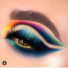 Makeup Eye Looks, Eye Makeup Art, Beautiful Eye Makeup, Eyeshadow Looks, Makeup Inspo, Lip Makeup, Makeup Inspiration, Beauty Makeup, Makeup Style