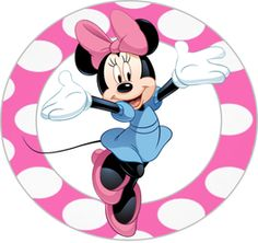 Free Minnie Mouse Party Ideas - Creative Printables