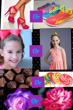 Tennis shoes, Kenzie Ziegler, Chocolate, and The pink flower Sleepover Games, Sleepover Party, Best Friend Quiz, Who Knows Me Best, Lisa Or Lena, Super Cool Stuff, Things To Do When Bored, Dance Moms Girls, Do You Know Me