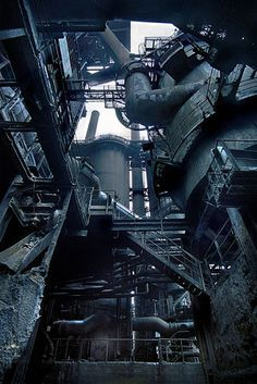 Abandoned factory | Projects to Try | Pinterest | Abandoned ...