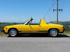 914. The first Porsche I ever rode in as a young boy.... have loved them ever since.