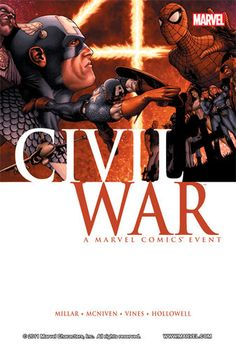 Civil War - Stuart Moore | Graphic Novels |701016482: Civil War - Stuart Moore | Graphic Novels |701016482 #GraphicNovels