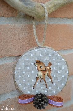 ...chi semina crocette raccoglie meraviglie...: Bambi