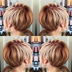 Awesome 33 Stunning Hairstyles for Short Hair 2017 | The Best Short Hairstyles for Women 2016  The post  33 Stunning Hairstyles for Short Hair 2017 | The Best Short Hairstyl ..