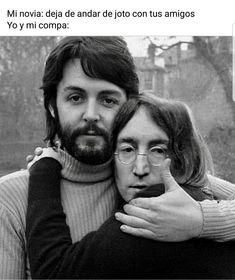Paul McCartney and John Lennon The Beatles, Foto Beatles, Beatles Photos, John Lennon Beatles, Ringo Starr, Yoko Ono, Music Poster, John Lennon And Yoko, Lennon And Mccartney