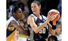 """5. Rebecca Lobo, Olympic Gold Medalist - Basketball  """"There's nothing masculine about being competitive. There's nothing masculine about trying to be the best at everything you do, nor is there anything wrong with it. I don't know why a female athlete has to defend her femininity just because she chooses to play sports.""""  50 Greatest Sports Quotes of All Time 