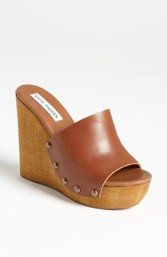 6e41921e70d Steve Madden  Cherrr  Wedge available at  Nordstrom Cute Wedges
