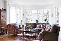 Bilder, Vardagsrum, Soffa, Ljust, Fönster - Hemnet Inspiration