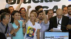 NOTICIAS VERDADERAS: VENEZUELA: LA OPOSICIÓN DERROTÓ DE MANERA CONTUNDE...