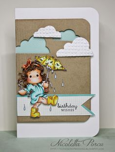 I Love Scrapbooking: Fall is in the air!