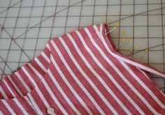 At Second Street: Sail Away School Dress Tutorial