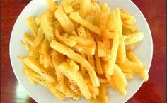 Νηστίσιμες τηγανιτές πατάτες