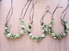 Great ideas for flower girls and ring bearers.