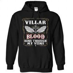 VILLAR - #sweatshirt for girls #sweater coat. BUY NOW => https://www.sunfrog.com/Camping/VILLAR-Black-88719817-Hoodie.html?68278