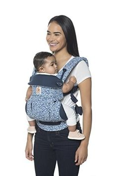 Child Carrier Products | Shop Baby Products | Qltmart Best Baby Carrier, Baby Wrap Carrier, Ergonomic Baby Carrier, Amazon Baby, Baby Wraps, Baby Love, Baby Shop, Blue And White, Baby Carriers