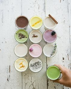 Almond Mylk 12 Ways \\ Sweet Laurel