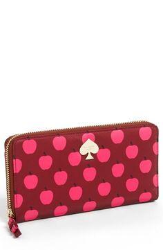 Apple of my eye: Kate Spade New York wallet