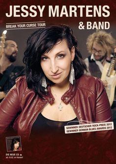 Jessy Martens & Band - Tour - Freiburg - 17.10.2014