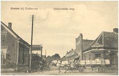 15492 Geldropsche weg, gezien vanuit de Tongelresestraat... | Zoek resultaat | Fotohistorisch