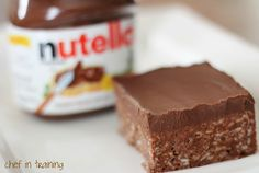 Three words. To. Die. For. Pin It That is how I would describe this heavenly creation. If you love Nutella, you have got to try out this recipe. You will be so happy you did!If you haven't joined the Nutella band wagon, now would be the time to hop aboard. Seriously. You are missing out! …