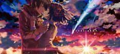 Kimi No Na Wa, Your Name, Fanfiction, Manga Anime, Names, Art, Art Background, Kunst, Performing Arts