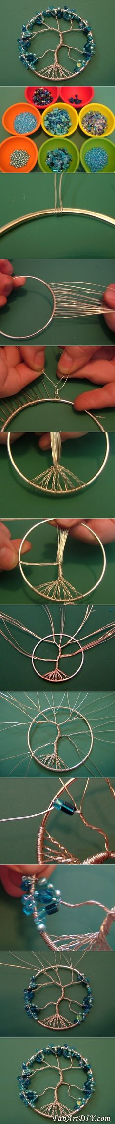 DIY Tree Of Life Tutorial
