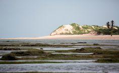 Praia no município de Cajueiro da Praia (PI)