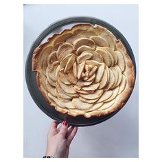 | Apple tart that looks like a rose 🍏 #cooking #notperfect #apple #tart #cook #kitchen #flower