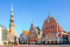 As Europe's next Capital of Culture, Riga's a Balticbombshell #Riga #Europe #Culture