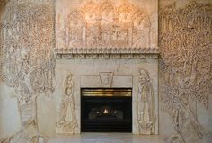 Low / Bas Relief Sculptures & Classes in Portland OR | Elite Artistry - Molds for all things in relief