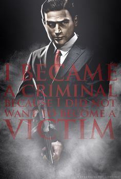 Vito Scaletta, Mafia 2, kinda love him