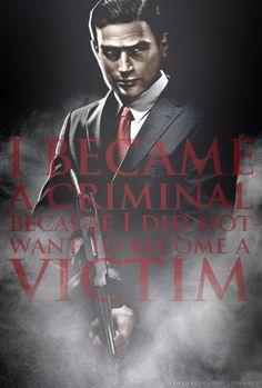 Vito Scaletta, Mafia 2, kinda love him
