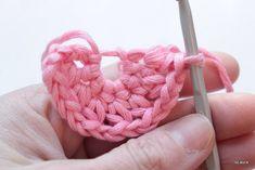 Borsina facile a crochet – Is laura