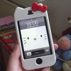 Hello Kitty phone case