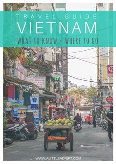 A Little Adrift's Vietnam travel guide