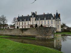 Chateau d'Augerville, Augerville-la-Riviere