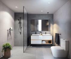 Modern bathrooms ideas modern bathrooms also modern bathroom remodel pictures also modern master bathroom designs also contemporary shower baths white House Bathroom, Bathroom Inspiration, Bathroom Interior, Small Bathroom, Bathrooms Remodel, Home, Modern Bathroom Remodel, Modern Bathroom Design, Bathroom Layout