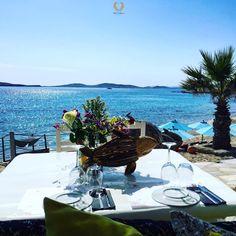 #HippieFishMykonos HippieFish Mykonos !!! Wish you all a wonderful Sunday ..  Cheers from #BlueCollection #Mykonos #Greece