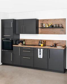 25 best ikea kitchen design ideas 4 ⋆ All About Home Decor Eat In Kitchen, Kitchen Chairs, Diy Kitchen, Kitchen Furniture, Kitchen Decor, Kitchen Ideas, Ikea Kitchen Design, Interior Design Kitchen, Black Kitchens